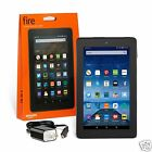 Amazon Kindle Fire 7-inch IPS GB Black w Front Rear Camera-Brand New Model