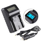 LCD Battery Charger For Canon LP-E6 EOS 7D 60D 6D 70D 5D Mark II III 5Ds LC-E6E