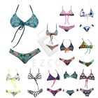 Sexy Women Push Up Bralette Bikini Set Swimsuit Beachwear Bathing suit S-L