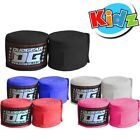 KIDS JUNIOR  HAND WRAPS WRIST SUPPORTS FOR MARTIAL ARTS SPORTS 1.5m