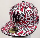 NEW ERA 59 FIFTY NEW YORK YANKEES Red/White-Black