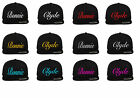 Bonnie & Clyde Cap Snapback Partner Look 2 Stück Relationship Paare Couple Hat
