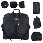 "40"" Rolling Wheeled Duffel Bag Spinner Suitcase Spinning Luggage Black New"