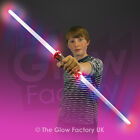 Light Up Double Laser Sword Flashing LED Sabre