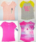 Cherokee Girls T-Shirts Various Shirts Sizes S 6-6X, M 7-8 and L 10-12