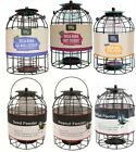 HANGING WILD BIRD FEEDERS SQUIRREL PROOF GUARD FEEDING