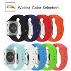 Soft Silicone Replacement Sport Strap Wrist Band For Apple Watch