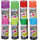 COLOUR CHALK SPRAY CAN TIN GRAFFITI PAINT STREET ART CRAFTS KIDS FUN GIFT NEW