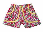 Girl's Liberty of London Handmade Summer Cotton Shorts in Betsy S Fabric