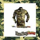 Hunters Element Prime Summer Long Sleeve Zip Desolve VEIL At HUNTING FEVER