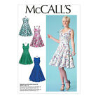 NEW | McCall's Sewing Pattern | M7117 | Misses' Dresses | FREE SHIPPING