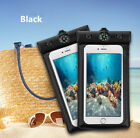 Joyroom-Waterproof Underwater Pouch Dry Bag Pack Full Cover for iPhone & Samsung