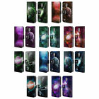 HEAD CASE DISCOVERING UNIVERSE LEATHER BOOK CASE FOR SAMSUNG GALAXY S4 MINI