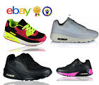 Kids Boys UK Air Trainers Shock Absorbing Fitness Running Gym Sports Shoes Size