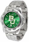 Baylor Bears Watch Anochrome Color Dial Ladies or Mens