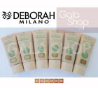 DEBORAH PERFECT & NATURAL FONDOTINTA  UNIFORMANTE SPF 15 VARI COLORI 30ML