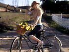 Carrie Underwood Bicycle Country Singer Music Gigantic Print POSTER