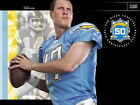 D0931 Philip Rivers San Diego Chargers NFL Gigantic Print POSTER $25.95 USD on eBay
