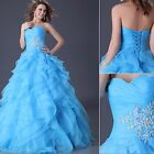 New Formal Evening Wedding Dress Cocktail Ball Gown Party Prom Bridesmaid Dress