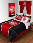 Atlanta Hawks Comforter Sham & Pillowcase Twin Full Queen King Size