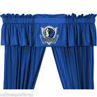 Dallas Mavericks Drapes & Valance Curtain Set