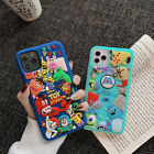 Cartoon Disney Toy story Monsters Rubber soft Case Cover for iPhone 7 6 6S Plus