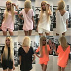Summer Women Ladies Short Sleeve Vest Casual Blouse Tank Tops T-Shirt Pants Set
