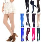 Women's Sexy Candy Color Skinny Slim Opaque Stockings Pantyhose Tights 120D