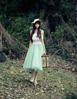 Kawaii Clothing Ropa Cute Skirt Long Princess Tulle Harajuku Japanese Korean Emo