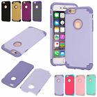 Shockproof Heavy Duty Hard Case Cover Back Skin for Apple iPhone 5s SE 6s Plus
