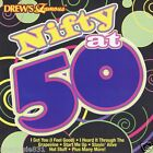 Drew's Famous Nifty at Fifty Party Music CD 1ct Songs