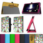 For Sprint Slate 8 Inch (AQT80) 4G LTE Tablet Folio Stand Case Cover