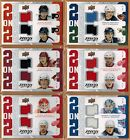 2008-09 , UPPER DECK , MVP , 2 ON 2 , JERSEYS , PICK FROM DROP-DOWN LIST
