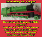ERTL / Golden Bear Thomas The Tank Engine & Friends Toys - Used - Various Years