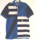 Tommy Hilfiger Mens Polo Shirts Sizes Blue White Medium NWT