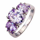 Twinkling Tourmaline Gemstone Silver Jewelry Noble Ring Size 6 7 8 9 10 11 12 13