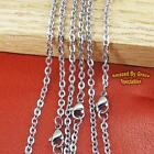 Sparkling 3mm Jewelry Chain - Choose your length! USA Seller!