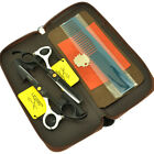 "5.5"" Professional Hair Cutting Thinning Shears Barber Hairdressing Scissors Set"
