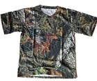 Summer Outdoor bionic camouflage short sleeve T-shirt 6 Colors