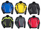 Cortech Mens GX Sport Series 3 Textile Motorcycle Jacket All Sizes & Colors