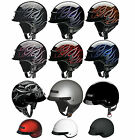 Z1R Nomad Half Helmet all colors and sizes