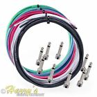 Lava Cable Tightrope Solder Free Patch Lead Kit, Standard DIY Pedal Board Cables