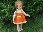 1930s Beauutifull Lenci Child Cloth girl 17 Inches tall 300 series needs T L C
