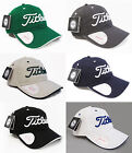 Brand New TITLEIST Golf Ball Marker Hat Cap TH6ABM-9
