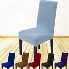Внешний вид - Stretch Dining Chair Covers Chair Protector Slipcover Decor Spandex 14 Colour