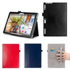 "Luxury Case Cover, Screen Protector & Stylus For Lenovo Tab 2 A10-30 (10"")"