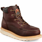 Brand New Red Wing Irish Setter 83606 Men's Brown Ashby Work Boots