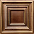 Faux Tin PVC Ceiling Tiles for Drop In, Suspended, Grid Ceilings or Glue Up #222