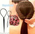 Gift Topsy Tail Hair Braid Ponytail Maker Styling Tool Hair Accessories