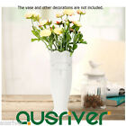 Artificial Fake Silk Ranunculus Flower Room Home Wedding Bridal Party Decor Gift